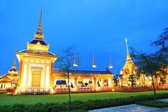 Royal Cremation of Her Royal Highness Princess Stock Images