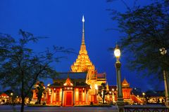 Royal Cremation of Her Royal Highness Princess Stock Photography