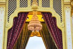 Royal cremation of His Majesty King Bhumibol Adulyadej. Royal cremation of His Majesty King Bhumibol Adulyadej at Bangkok Stock Image