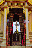 Royal Cremation Structure , Bangkok Thailand Stock Image
