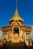 Royal Cremation Structure , Bangkok Thailand Stock Image