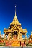 Royal Cremation Structure , Bangkok Thailand Stock Photos