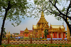 The Royal Crematorium, BANGKOK, THAILAND Stock Photography