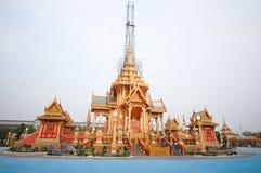 The Royal Crematorium, BANGKOK, THAILAND Stock Image