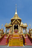 The royal crematorium (Phra Men) in the royal cremation ceremony Stock Photography