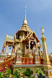 The royal crematorium (Phra Men) in the royal cremation ceremony Royalty Free Stock Photos
