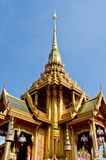 The royal crematorium in the royal cremation ceremony Stock Image