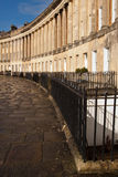 Royal Crescent Stock Photo
