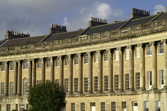 Royal Crescent Stock Photography