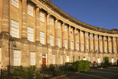 Royal Crescent, Bath Stock Image