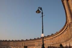 Royal Crescent, Bath Stock Image