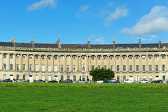 The Royal Crescent in Bath England Stock Image