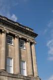 Royal Crescent, Bath, UK Stock Photography