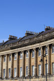 Royal Crescent in Bath Royalty Free Stock Image
