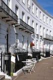 The Royal Crescent, Cheltenham. Stock Photos
