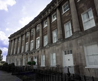 The Royal Crescent Royalty Free Stock Image