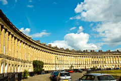 The Royal Crescent Royalty Free Stock Images