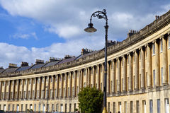 Royal Cresent in Bath Royalty Free Stock Photography