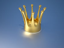 Royal crown Stock Images