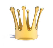 Royal crown Royalty Free Stock Photography