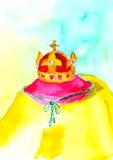 Royal crown Stock Photography