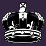 Royal Crown Stock Photo