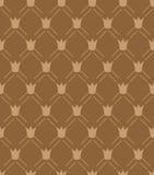 Royal crown seamless  pattern Stock Photography