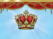 Royal Crown Stock Photos