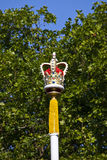 Royal Crown in London Stock Photo