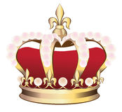 Royal Crown. Stock Photos
