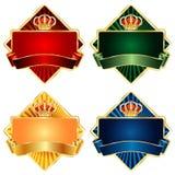 Royal diamond Royalty Free Stock Photo