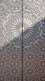 The Royal Door at Hassan II Mosque in Casablanca, Morocco royalty free stock photos