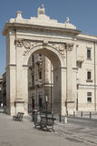 The royal door noto syracuse sicily Italy europe Royalty Free Stock Photos