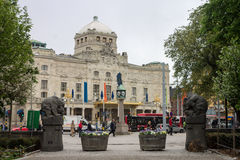 The Royal Dramatic Theater Stockholm Royalty Free Stock Photo