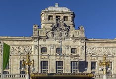 Royal Dramatic Theatre, Stockholm Stock Images