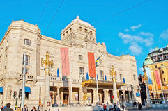 Royal Dramatic Theatre Stock Photography