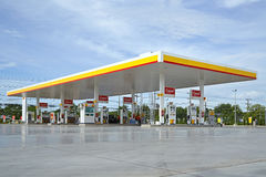 Royal Duch Shell Stock Photos