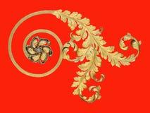royal e - znak Obrazy Royalty Free
