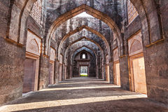Royal Enclave, Mandu. Royal Enclave in Mandu, Madhya Pradesh, India stock photos