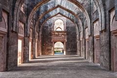 Royal Enclave, Mandu. Royal Enclave in Mandu, Madhya Pradesh, India stock photo