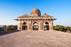 Royal Enclave, Mandu Stock Photo