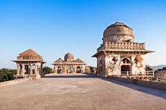 Royal Enclave, Mandu. Royal Enclave in Mandu, Madhya Pradesh, India Stock Images