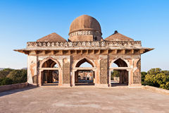 Royal Enclave, Mandu. Royal Enclave in Mandu, Madhya Pradesh, India royalty free stock photography