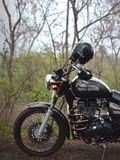 The Royal Enfield!. The beast Stock Photo