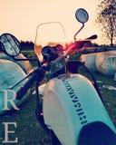 Royal enfield. Biker& x27;s choice: ultimate Royalty Free Stock Photos