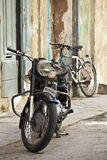 Royal Enfield Bullet 350 Royalty Free Stock Photography