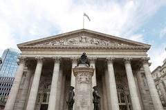 Royal exchange Royalty Free Stock Image
