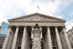 Royal exchange Royalty Free Stock Image