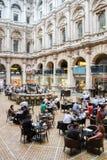 Royal Exchange, London Stock Photo