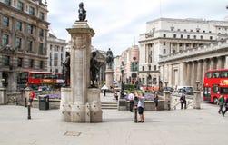 Royal Exchange, London Royalty Free Stock Images